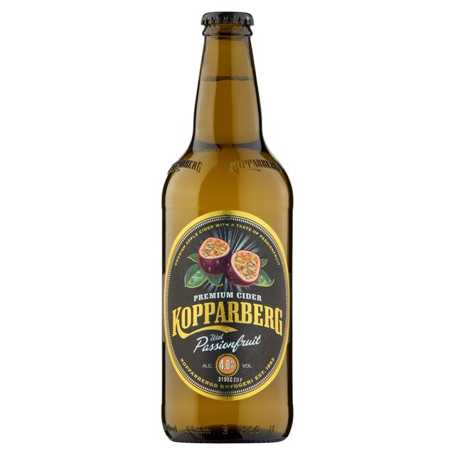 Kopparberg With Passionfruit