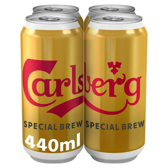 Carlsberg Special Brew Lager