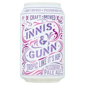 Innis & Gunn Tropic Like It's Hot Passionfruit Pale Ale