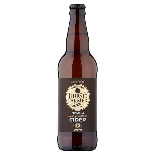 Thirsty Farmer Premium Nottinghamshire Cider