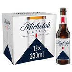 Michelob Ultra Superior Light Lager Beer Bottles