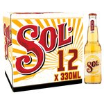 Sol Original Beer Bottles