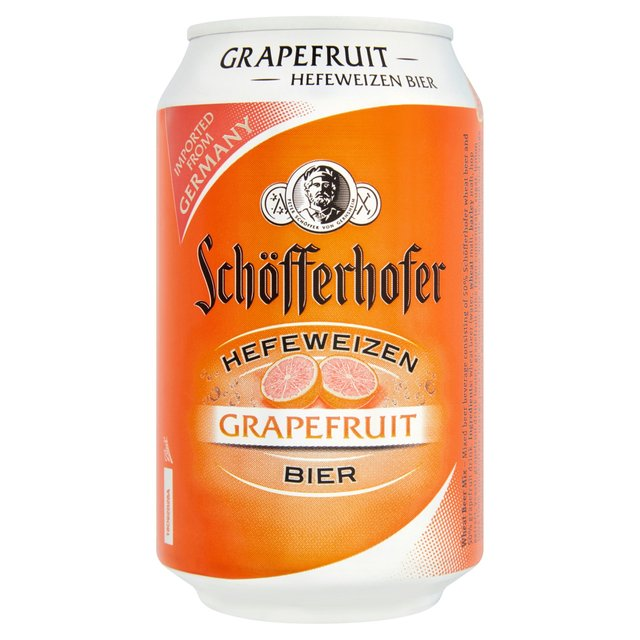 Schofferhofer Wheat Beer Mix Grapefruit