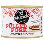 El Mundo United Pulled Pork Japanese Teriyaki