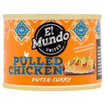 El Mundo United Pulled Chicken Dutch Curry