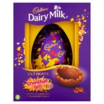 Cadbury Chocolate Crunchie Easter Egg