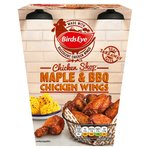 Birds Eye Chicken Shop Maple & Bbq Chicken Wings