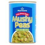 Morrisons Chip Shop Mushy Peas With Mint