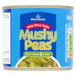 Morrisons Chip Shop Mushy Peas