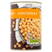 Morrisons Chickpeas In Water (400G)
