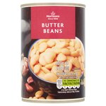 Morrisons Butter Beans In Water (400g)
