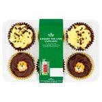 Morrisons Roary The Lion Cupcakes