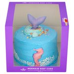 Morrisons Mermaid Celebration Cake