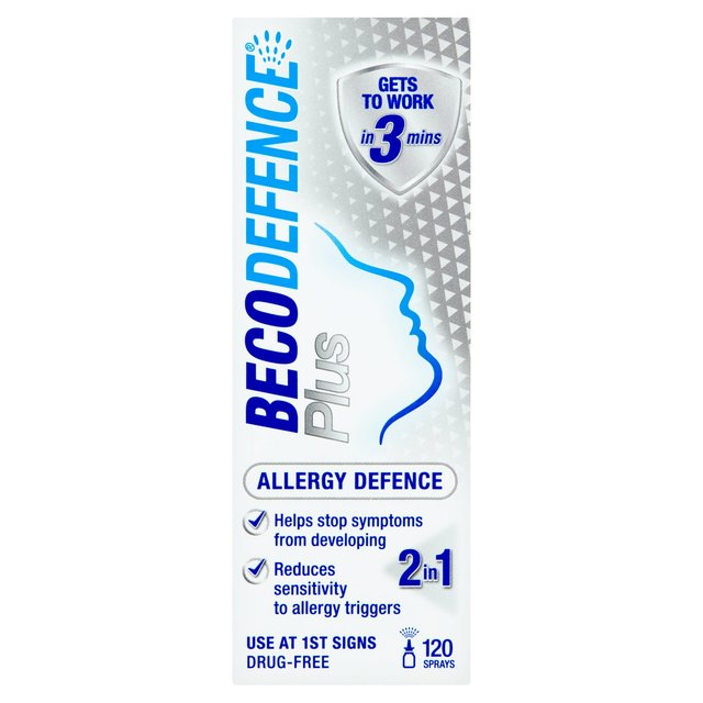 Becodefence Nasal Spray Plus Allergy