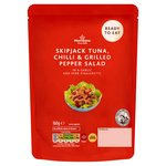Morrisons Tuna Chilli & Grilled Pepper Salad Topper