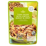 Morrisons Tuna Lentils & Citrus Meal