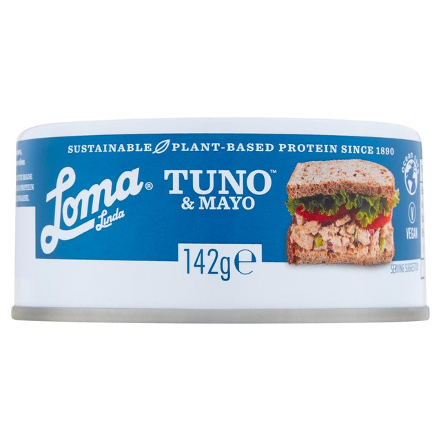 Loma Linda Fishless Tuna Mayonnaise
