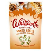 Whitworths Mixed Seeds With Salted Caramel