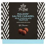 Morrisons The Best Salted Caramel Truffles