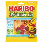 Haribo Fruitilicious 30% Less Sugar