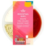 Morrisons Mocktail Inspired Dip Multipack