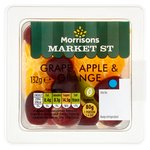 Morrisons Orange, Apple & Grape