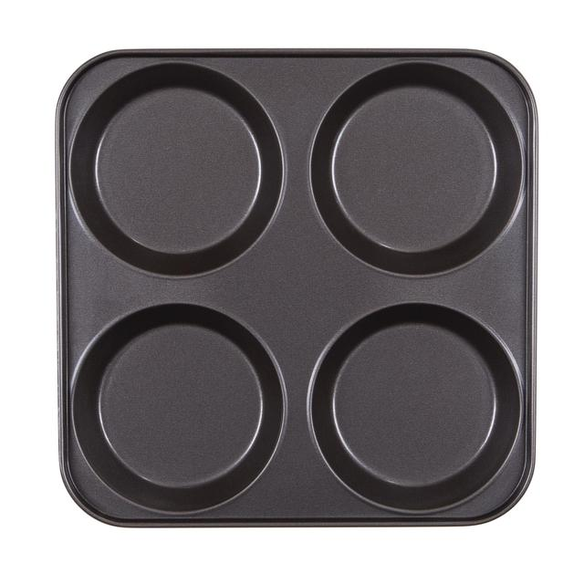 Morrisons Skandia Extreme 4 Hole Yorkshire Pudding Tray