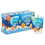 Capri - Sun Fruity Water Peach & Apricot