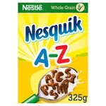 Nestle Nesquik A-Z Cereal