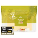 Morrisons Medium Cheddar