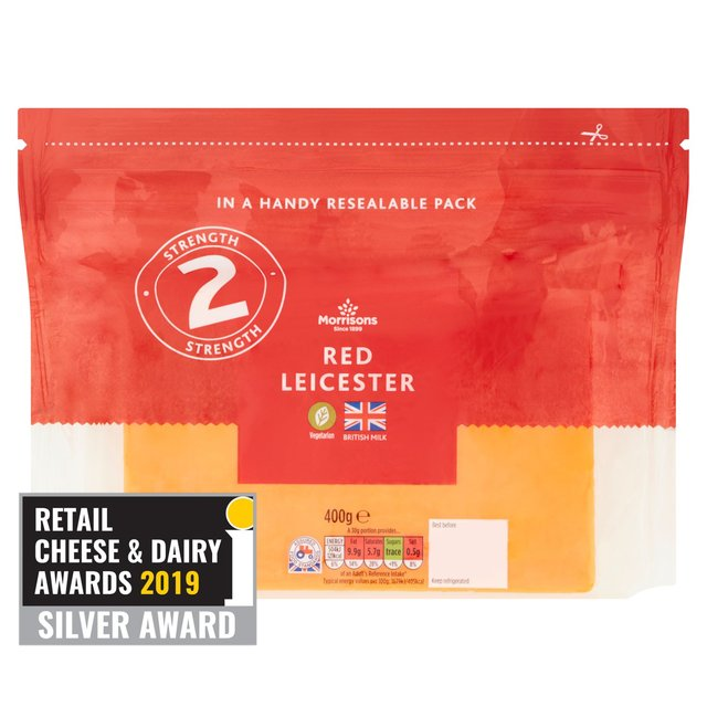 Morrisons Red Leicester