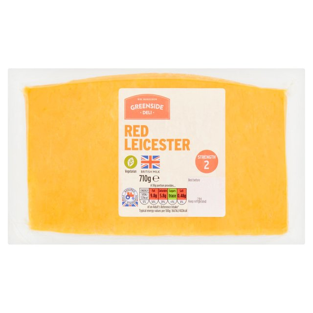 Morrisons Savers Red Leicester