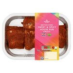Morrisons British Pork Riblets With House Rub