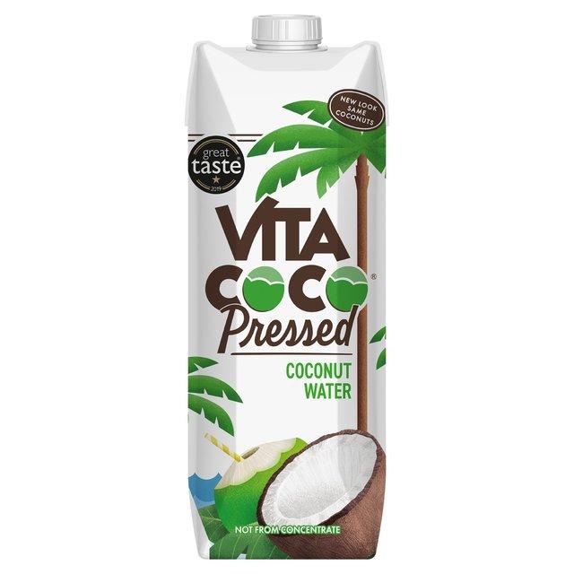Vita Coco Coconut Water Pressed Coconut