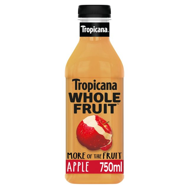 Tropicana Whole Fruit Apple Juice Drink