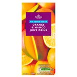 Morrisons Orange & Mango Juice Drink No Added Sugar