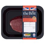 Morrisons The Best Fillet Steak