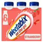 Weetabix On The Go Strawberry Breakfast Drink