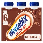 Weetabix On The Go Chocolate Breakfast Drink