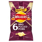Walkers Pulled Bbq Pork