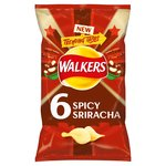 Walkers Spicy Sriracha