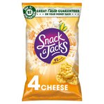 Snack A Jacks Cheese Flavour