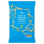 Morrisons Salt N Vinegar Potato Sticks