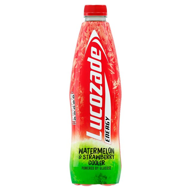 Lucozade Watermelon & Strawberry Cooler