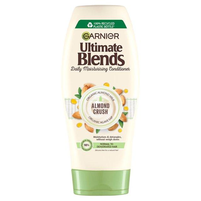 Garnier Ultimate Blends Almond Milk & Agave Sap Normal Hair Conditioner