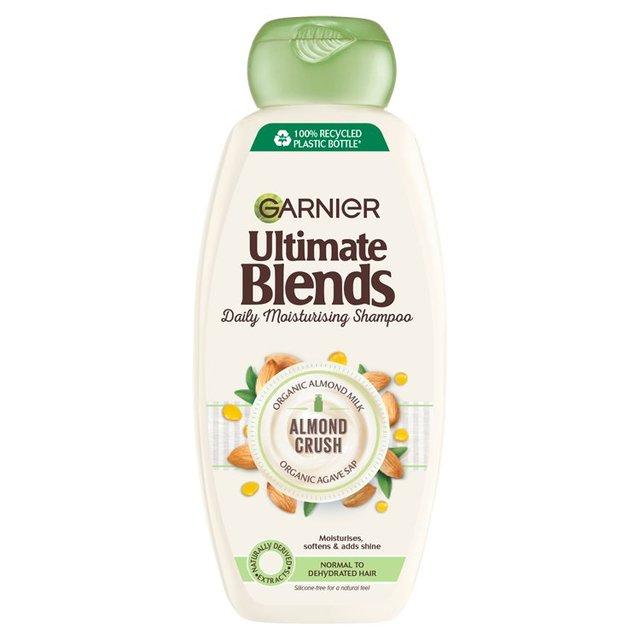 Garnier Ultimate Blends Almond Milk & Agave Sap Normal Hair Shampoo