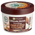 Garnier Ultimate Blends Coconut Oil 3 In 1 Frizzy Hair Mask