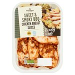 Morrisons Ready To Eat Bbq Cooked Chicken Slices