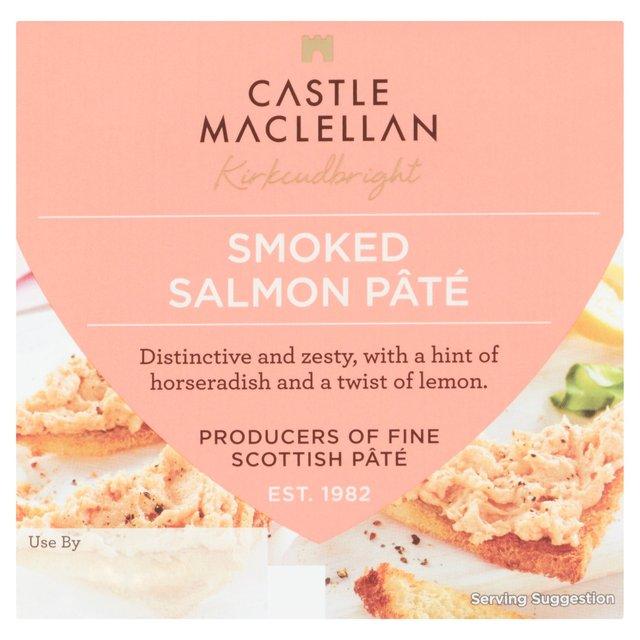 Castle Maclellan Smoked Salmon Pate