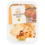 Morrisons Ready To Eat Roast Chicken Fillets